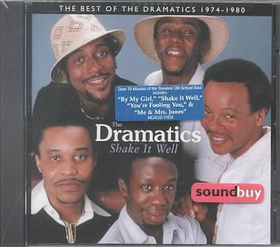 BEST OF THE DRAMATICS 1974-1980 BY DRAMATICS (CD)
