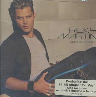 ALMAS DEL SILENCIO BY MARTIN,RICKY (CD)