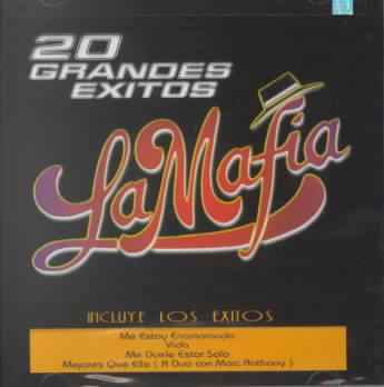 20 GRANDES EXITOS BY LA MAFIA (CD)