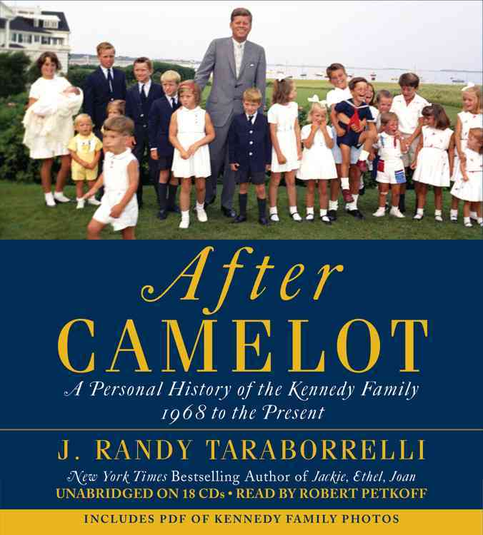 [CD] After Camelot By Taraborrelli, J. Randy